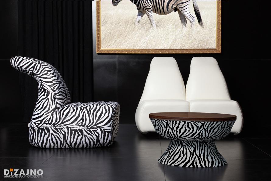 Design sofa ZEBRA-DIZAJNO